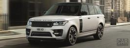 Range Rover SVO Design Pack - 2017