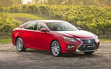 Cars wallpapers Lexus ES 300h CA-spec - 2016