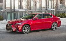 Cars wallpapers Lexus GS 350 AWD F SPORT CA-spec - 2016