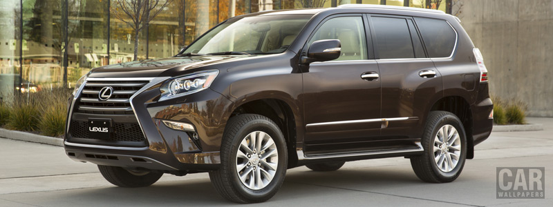 Cars wallpapers Lexus GX 460 CA-spec - 2014 - Car wallpapers