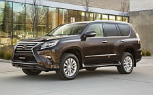 Cars wallpapers Lexus GX 460 CA-spec - 2014
