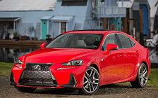 Cars wallpapers Lexus IS 200t F SPORT CA-spec - 2017