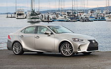 Cars wallpapers Lexus IS 300 AWD CA-spec - 2017