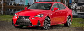 Lexus IS 200t F SPORT CA-spec - 2017