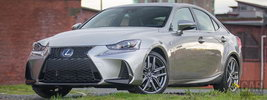 Lexus IS 350 AWD F SPORT CA-spec - 2017