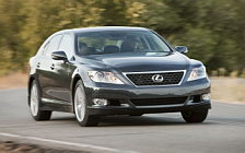 Cars wallpapers Lexus LS 460 Sport CA-spec - 2010