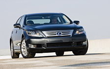 Cars wallpapers Lexus LS 600h L CA-spec - 2010