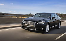 Cars wallpapers Lexus LS 460 AWD CA-spec - 2013