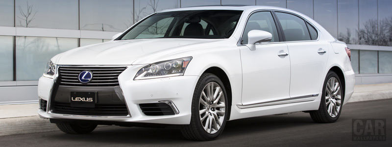 Cars wallpapers Lexus LS 600h L CA-spec - 2013 - Car wallpapers