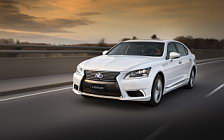 Cars wallpapers Lexus LS 600h L CA-spec - 2013