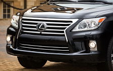 Cars wallpapers Lexus LX 570 CA-spec - 2013