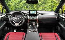 Cars wallpapers Lexus NX 200t F SPORT CA-spec - 2014