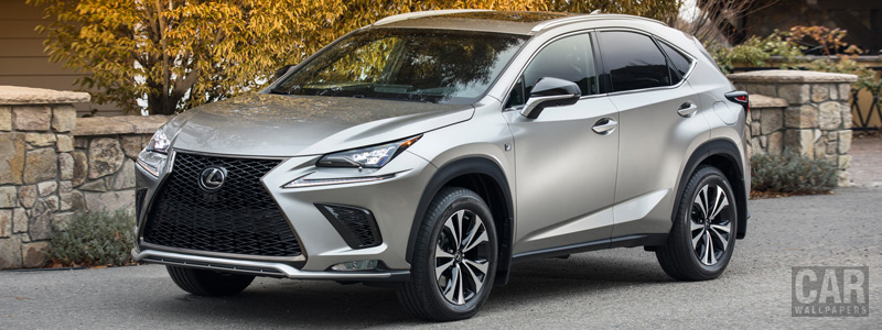 Cars wallpapers Lexus NX 300 F SPORT CA-spec - 2017 - Car wallpapers