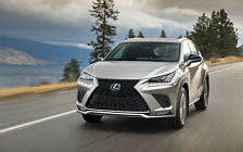 Cars wallpapers Lexus NX 300 F SPORT CA-spec - 2017