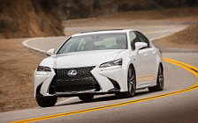 Cars wallpapers Lexus GS 450h F SPORT US-spec - 2016