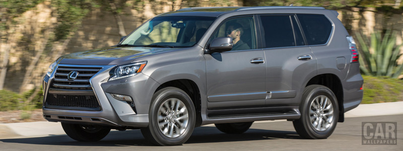 Cars wallpapers Lexus GX 460 US-spec - 2013 - Car wallpapers