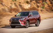 Cars wallpapers Lexus GX 460 Sport Design Package US-spec - 2017