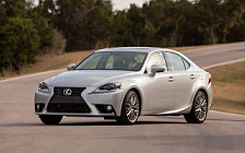 Cars wallpapers Lexus IS 250 US-spec - 2013