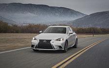 Cars wallpapers Lexus IS 350 F SPORT US-spec - 2013