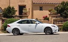 Cars wallpapers Lexus IS 300 AWD F SPORT US-spec - 2015