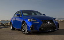 Cars wallpapers Lexus IS 350 AWD F SPORT US-spec - 2016