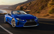 Cars wallpapers Lexus LC 500 Convertible US-spec - 2020