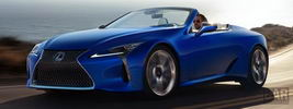 Lexus LC 500 Convertible US-spec - 2020