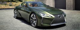 Lexus LC 500 Inspiration Series US-spec - 2019