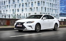 Cars wallpapers Lexus ES 200 - 2015