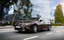 Cars wallpapers Lexus ES 250 - 2015