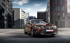 Cars wallpapers Lexus ES 250 - 2015