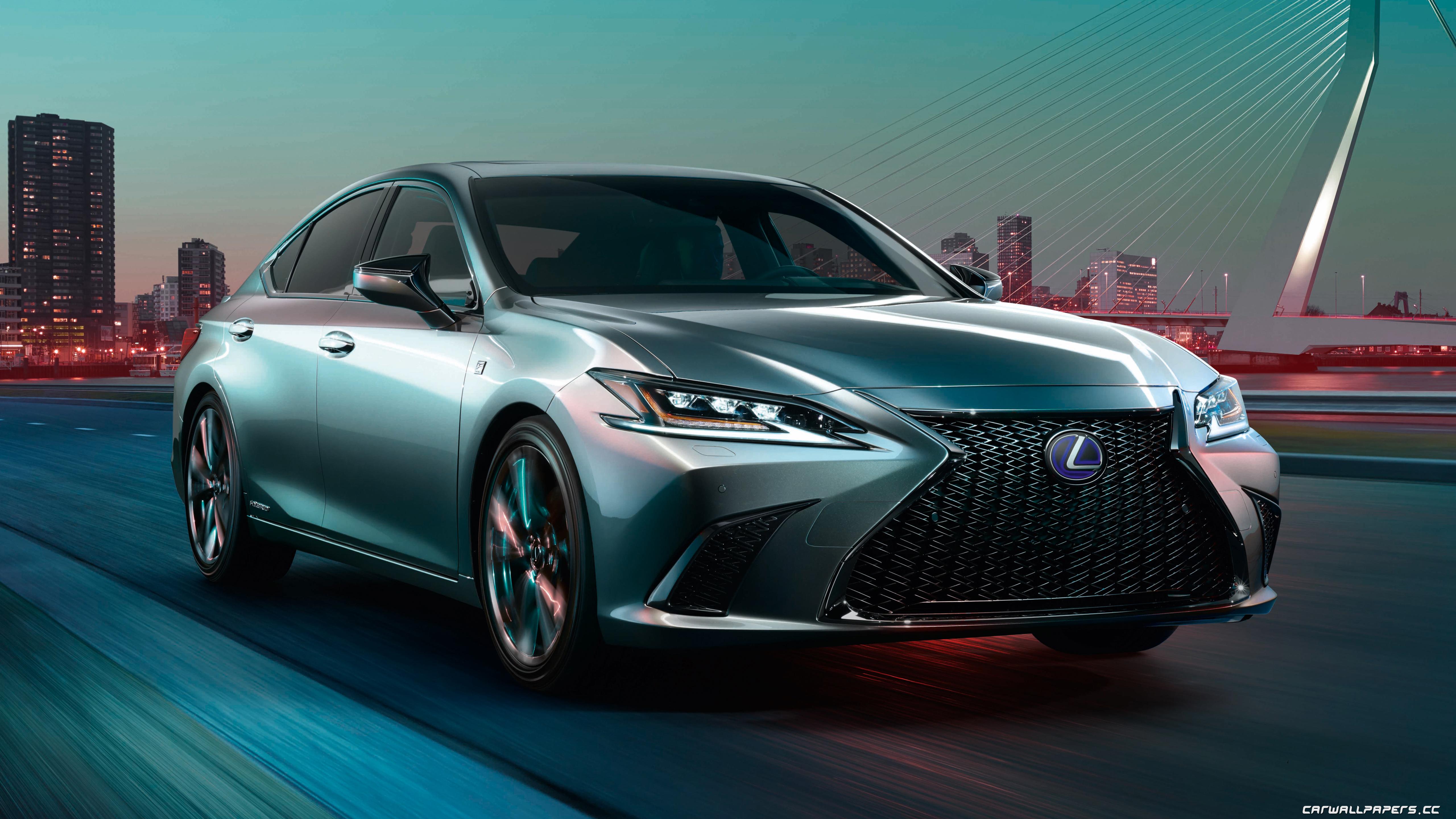 Cars Desktop Wallpapers Lexus Es 300h F Sport 2018