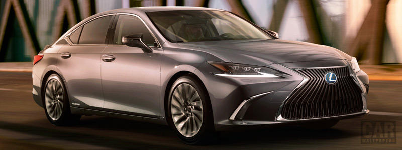 Cars wallpapers Lexus ES 300h - 2018 - Car wallpapers
