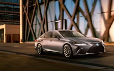 Cars wallpapers Lexus ES 300h - 2018