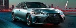 Lexus ES 300h F SPORT - 2018