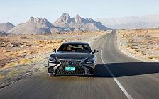 Cars wallpapers Lexus LS 500h AWD (Manganese Luster) - 2017
