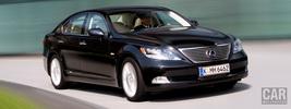 Lexus LS600h - 2007