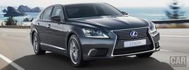 Lexus LS600h - 2012
