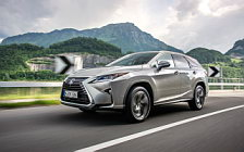 Cars wallpapers Lexus RX 450hL - 2018