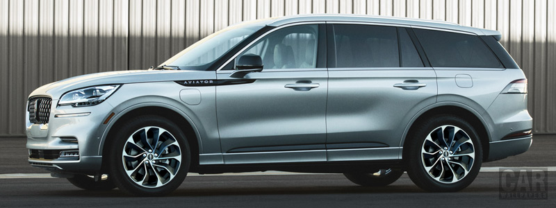 Cars wallpapers Lincoln Aviator Grand Touring - 2019 - Car wallpapers