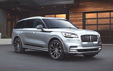 Cars wallpapers Lincoln Aviator Grand Touring - 2019