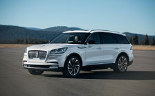 Cars wallpapers Lincoln Aviator - 2019