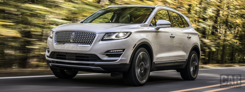 Cars wallpapers Lincoln MKC - 2018 - Car wallpapers