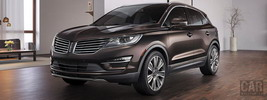 Lincoln MKC Black Label - 2015