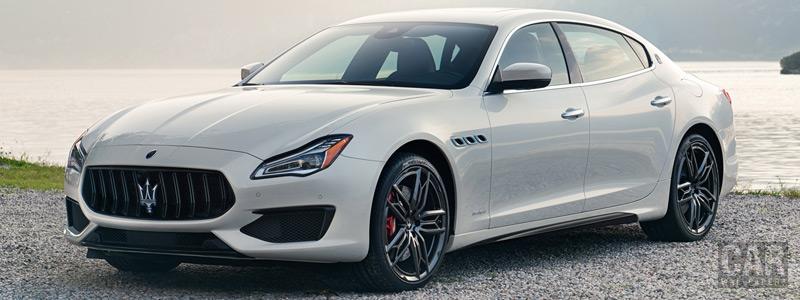 Cars wallpapers Maserati Quattroporte GTS GranSport US-spec - 2018 - Car wallpapers