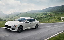 Cars wallpapers Maserati Quattroporte GTS GranSport US-spec - 2018