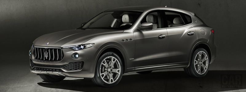 Cars wallpapers Maserati Levante S Q4 GranLusso - 2017 - Car wallpapers