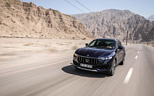 Cars wallpapers Maserati Levante S Q4 GranLusso - 2017