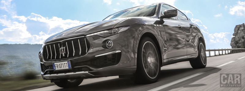 Cars wallpapers Maserati Levante Diesel GranLusso - 2018 - Car wallpapers