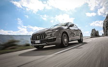Cars wallpapers Maserati Levante Diesel GranLusso - 2018
